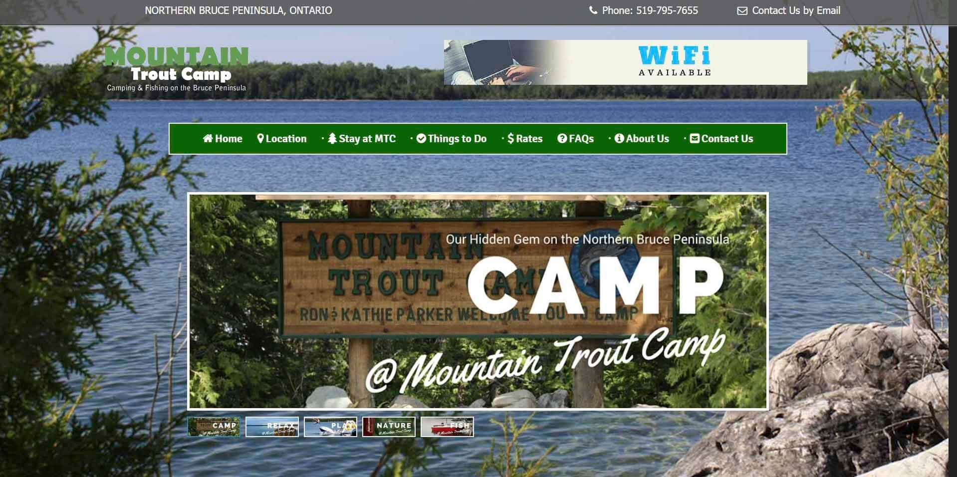 Mountain Trout Camp