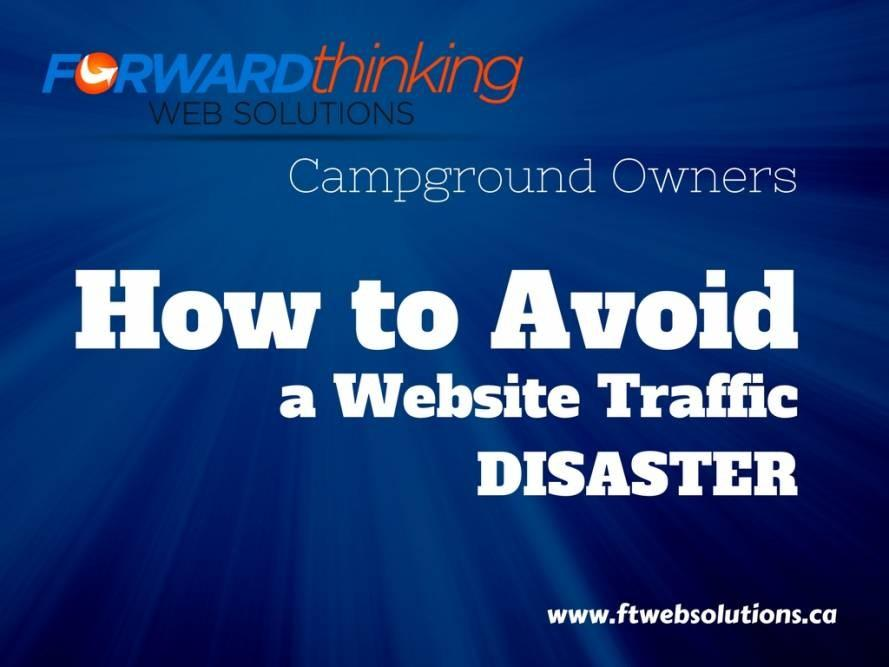 The Most Important Question to Ask to Avoid a Website Rebuild Traffic Disaster